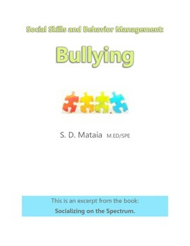 Social Skills and Behavior Management: Bullying