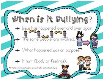 Bullying Unit