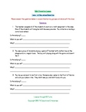 Bully Prevention Lesson - Topic: Tattling versus Reporting