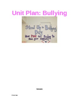 Bullying Unit that is Out of This WORLD!!!!