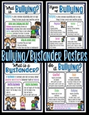 Bullying and Bystander Posters and Activity (Adapted from Open Circle)