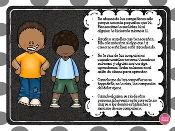 Bullying in Spanish