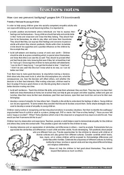 Bullying in a Cyber World – Ages 3-5