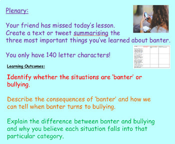 Bullying or Banter