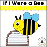 Bee Craft {If I Were a Bee Writing Prompts}