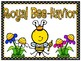 Bumble Bee Friends Behavior Clip Chart