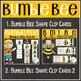 Bumble Bee Shape Bundle