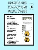 Bumble Bee Tens-frames Math (1-20)