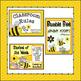 Bumble Bee Themed Classroom Decor BUNDLE [Back to School]