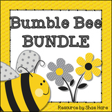 Bumble Bee Themed Classroom Decor BUNDLE [Back to School]