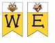 Bumble Bee Welcome Banner