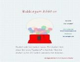 Bumble Gum Addition/Subtraction