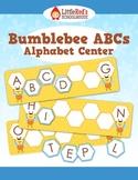 Alphabet Center Work Station