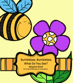 Bumblebee, Bumblebee What Do You See? An Insect and Spring