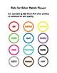 Bumblebee Color Match, Preschool, Homeschool, Kindergarten, Learning Colors