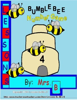 Bumblebee Number Game