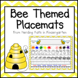 Bee Classroom Decor: Resource Placemat