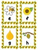 Bumblebees Alphabet Scavenger Hunt: Upper and Lowercase, Centers & Printables