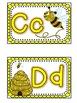 Bumbleebee Word Wall Cards