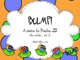 Bump! A Game to Practice Sixteenth Notes in the Kodaly & Orff Music Classroom
