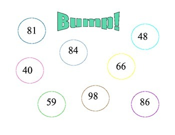 Bump! Addition with re-grouping