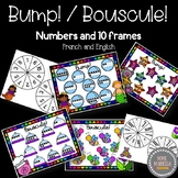 Bump! Bouscule! Math: Match numbers and 10 frames