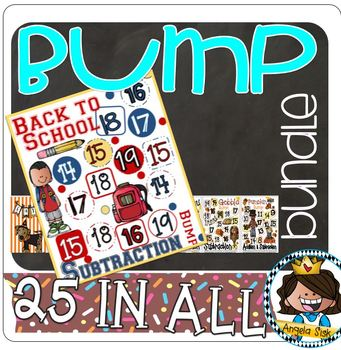 Bump Bundle~25 games to get you through the entire year!