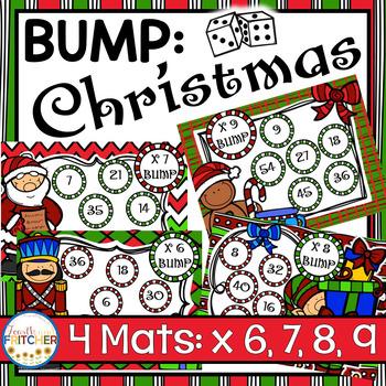 Bump: Christmas (multiplying by 6, 7, 8, 9)