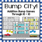 Bump City!  Addition Bump Games to 20