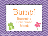 Bump! Consonant Blends Version