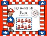 Bump Fry Sight Words 1-8