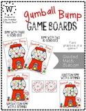 Bump Game Boards - Gumball Bump!