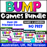 Bump Games Bundle [Australian UK NZ Edition]
