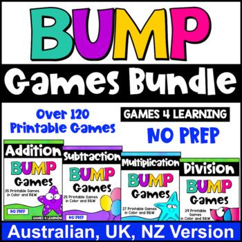 Bump Games Bundle [Australian UK NZ Edition]