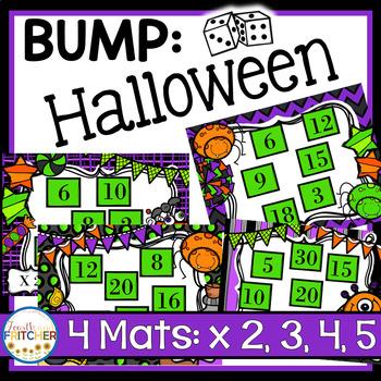 Bump: Halloween (multiplying by 2, 3, 4, 5)