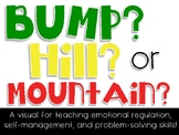 *FREEBIE* Bump, Hill, or Mountain Posters - Emotional Regu