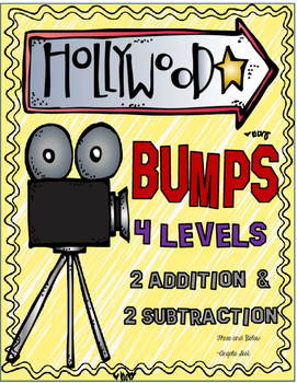 Bump - (Hollywood theme) 4 different levels