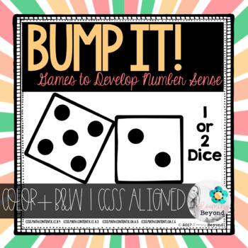 Bump It! Kindergarten Number Sense