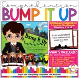 Bump It Up, Comprehension Module, Harry Potter Theme, 26 pages