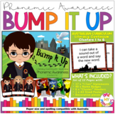 Bump It Up, Phonemic Awareness Module, Harry Potter Theme, 12 pages