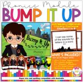 Bump It Up, Phonics Module, Harry Potter Theme, 16 pages