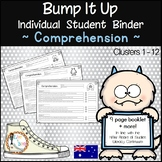 Bump It Up ~ Individual Student Binder ~ COMPREHENSION ~ Australian Aligned