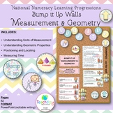 Bump It Up Measurement and Geometry National Numeracy Learning Progressions
