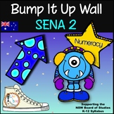 Bump It Up Wall - SENA 2 Schedule - Early Number