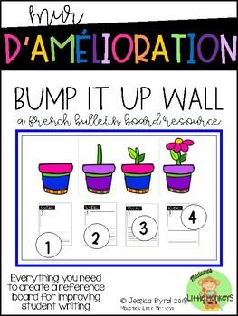 Bump It Up Wall- Mur d'amelioration
