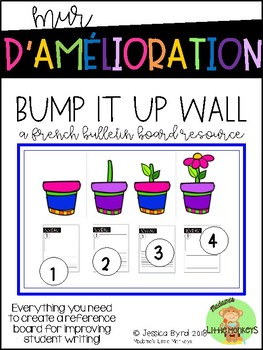 Bump It Up Wall- Mur d'amelioration