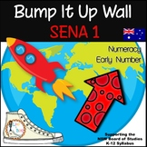 Bump It Up Wall - SENA 1 Schedule - Early Number