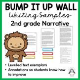 Bump It Up Wall Narrative Samples - Year 2