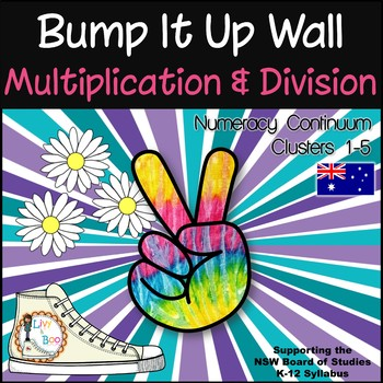 Bump It Up Wall - Australian Numeracy Continuum - MULTIPLI