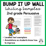 Bump It Up Wall Persuasive Writing Yr2 Ooshies Vs Little Shops
